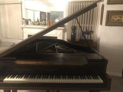 1915 Ivers & Pond Baby Grand Piano for sale