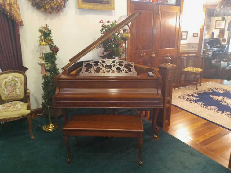 1961 Sohmer Baby Grand Piano REFURBISHED DISK PLAYER INSTALL