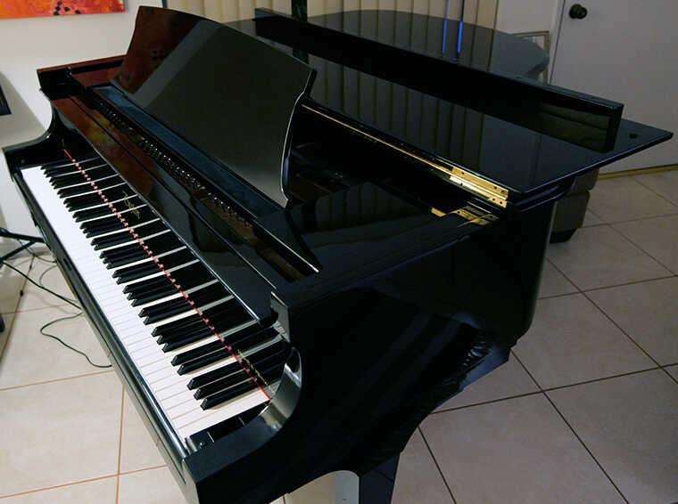 Pristine Boston GP-156 PE-II with PianoDisc System