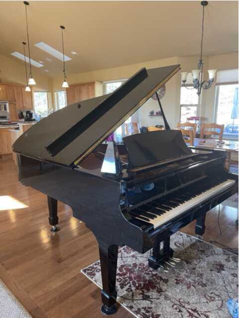 Gorgeous Schumann Grand Piano w/Humidifier