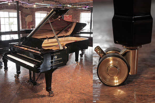 New, Wilh Steinberg WS-D275 concert grand piano