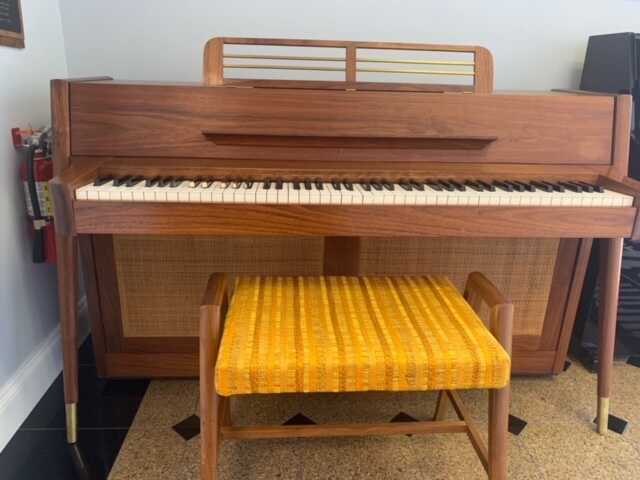 Rare Danish Modern Baldwin Acrosonic