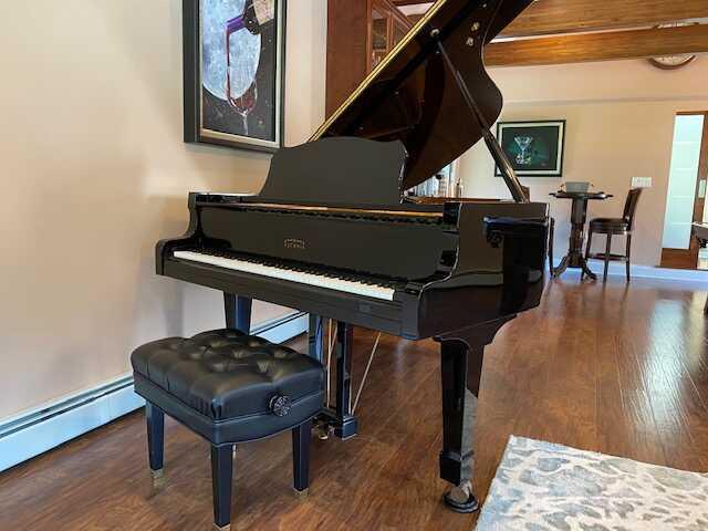"6'3"" Estonia Grand Piano (Beautiful!)"