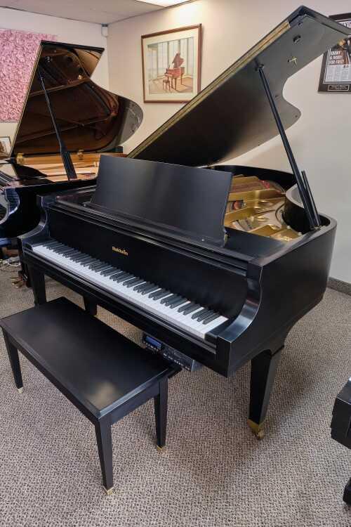 Baldwin Concert Grand SF-10 (7'), w/PianoDisc Player VIDEO