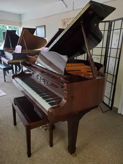 Young Chang Baby Grand w/QRS CD Player Sys. (VIDEO) WARRANTY
