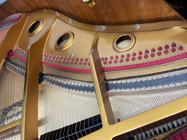Baby Grand Piano...Excellent Condition