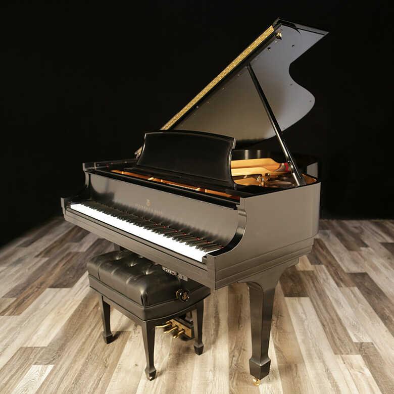 2004 Steinway Grand Piano, Model L
