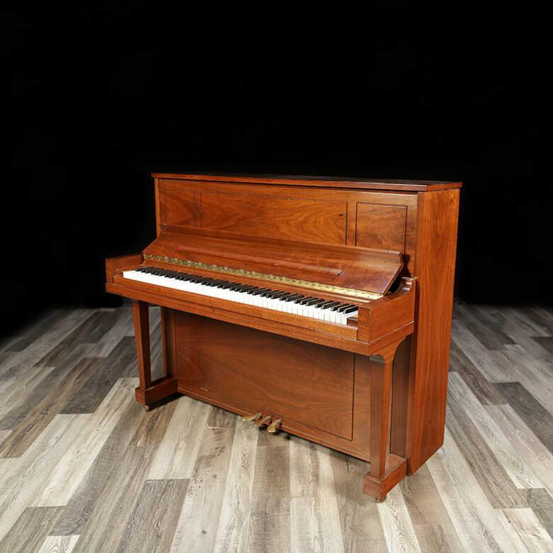 1982 Steinway Upright Piano, Model 1098
