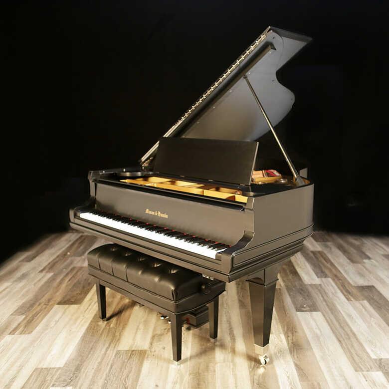 Mason & Hamlin Grand Piano, Model AA