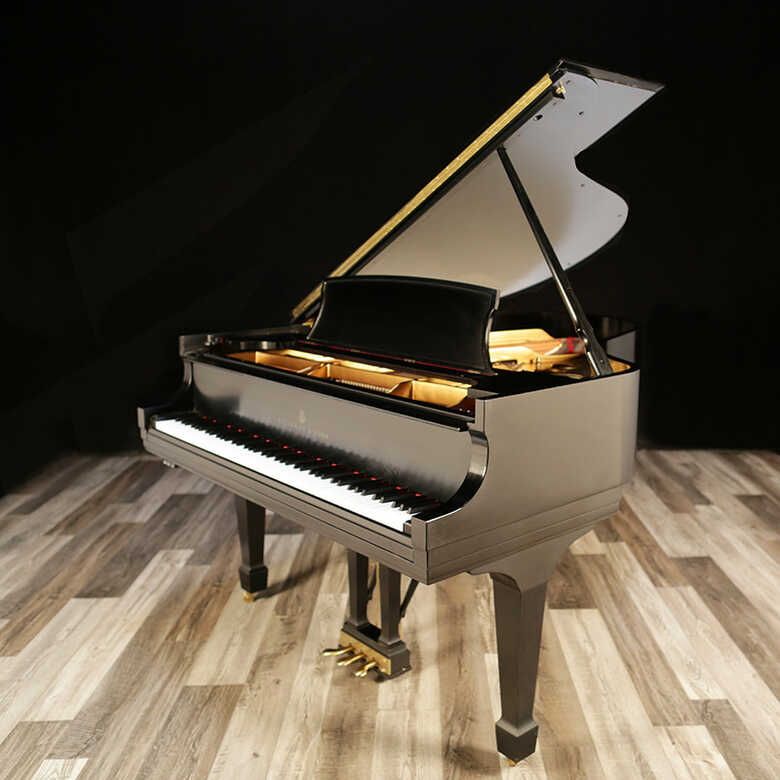 2007 Steinway Model O - Sold by Lindeblad Piano