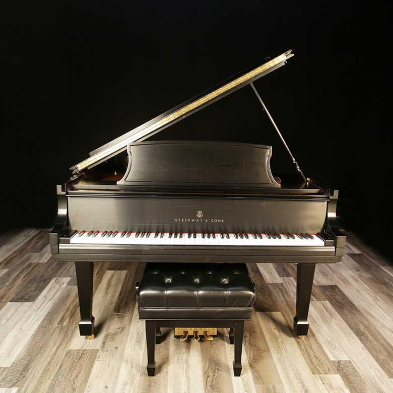 2003 Steinway Grand Piano, Model L