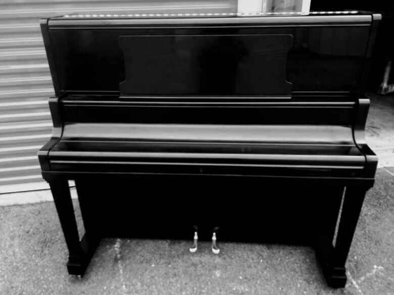 "Kawai 52 "" Upright grand piano"