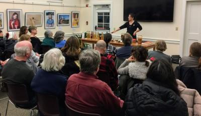 Kulture Club Learning About Kombucha On Martha's Vineyard