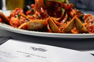 Martha's Vineyard Dining Out: La Soffitta Italian Restaurant Vineyard Haven