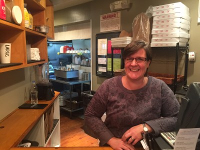 Oak Bluffs Restaurant Slice of Life Owners Jennifer and Peter Smyth