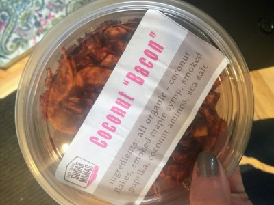 Coconut Bacon: Not Your Sugar Mamas Healthy Food Diet On Martha's Vineyard