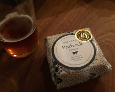 Martha's Vineyard Artisan Cheese The Grey Barn Pairings with Offshore Ale Beers Oak Bluffs