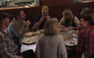 Offshore Ale Beer & Cheese Pairing Event Martha's Vineyard Food