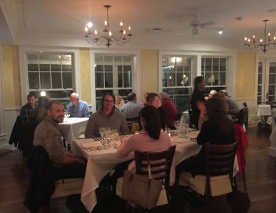 Harbor View Hotel Lighthouse Grill Wine And Food Tasting Dinner Argentina Wine And Foods