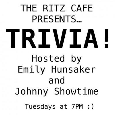 Trivia Night At The Ritz Oak Bluffs Bar Martha's Vineyard