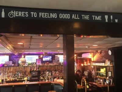 The Ritz Dive Bar Oak Bluffs Restaurant Martha's Vineyard