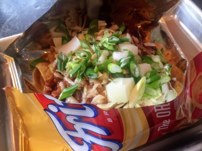 Frito Pie At The Ritz Restaurant Oak Bluffs Dining Out