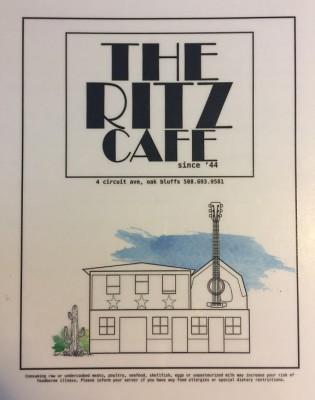 The Rtiz Dive Bar Restaurant Live Music Oak Bluffs