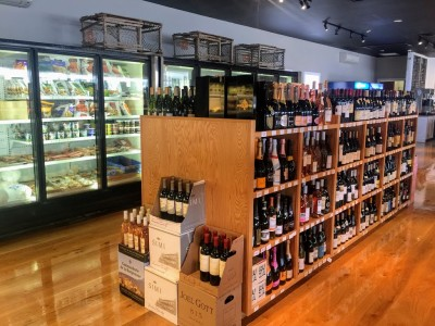 Martha's Vineyard Wine Store: Edgartown Meat & Fish Market