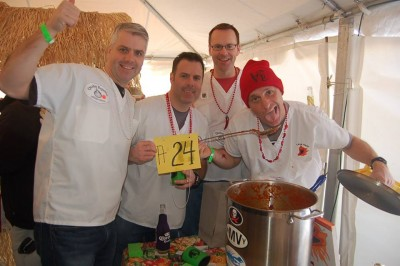 Big Chili Contest Martha's Vineyard Features Best Chili From Chefs All Over