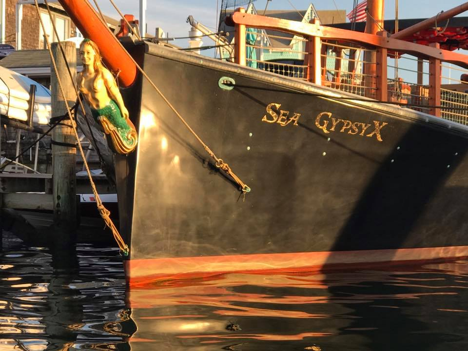 Oyster Tour Aboard Pirate Ship Martha's Vineyard