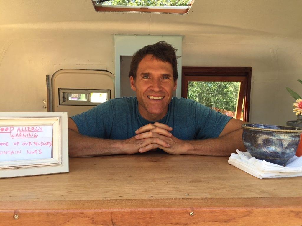 Yommi Healthy Frozen Foods Founder Adrian Johnson Martha's Vineyard