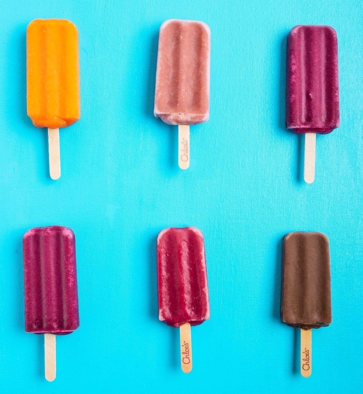Popcycle Frozen Treats Gourmet Desserts Martha's Vineyard
