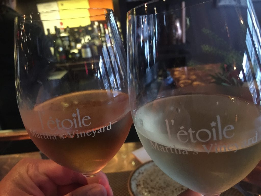 L'etoile Restaurant Edgartown Re-Opens With New Bar Martha's Vineyard Dining