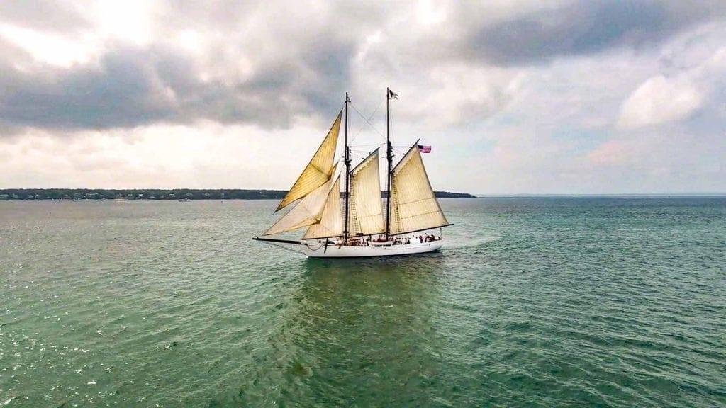 Martha's Vineyard Bucket List: Black Dog Tall Ship Adventure Check Out All The Vineyard Bucket List Videos