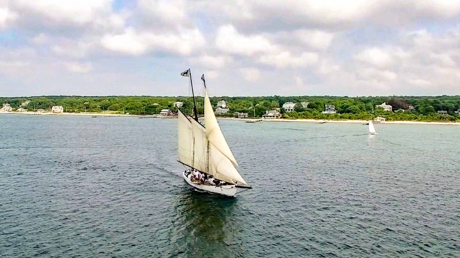 Martha's Vineyard Bucket List: Black Dog Tall Ship Adventure
