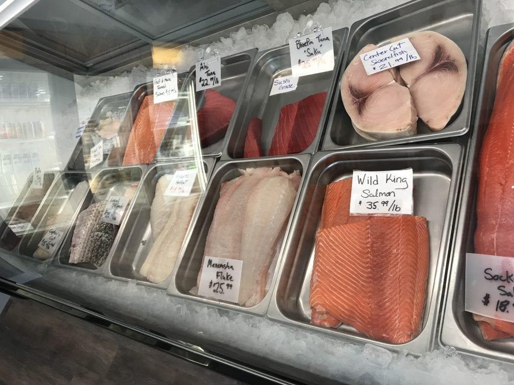 Martha's Vineyard Fresh Fish Local Fish Market Edgartown