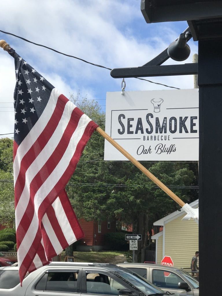 Sea Smoke Barbeque Restaurant Oak Bluffs Dining - Martha's Vineyard Restaurant Update: Lots Of Fall Closings For The Season