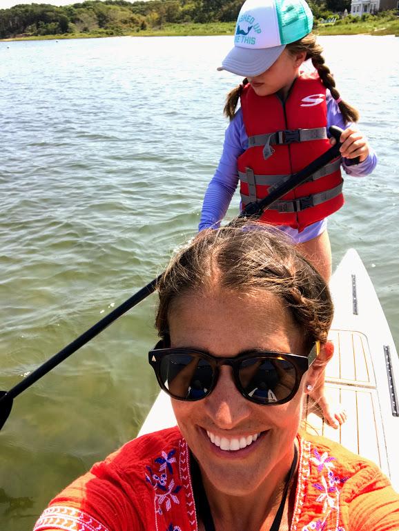 Family Paddle Boarding Live Paddle Boards Martha's Vineyard