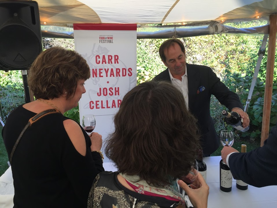 Joesph Carr Martha's Vineyard Food & Wine Festival