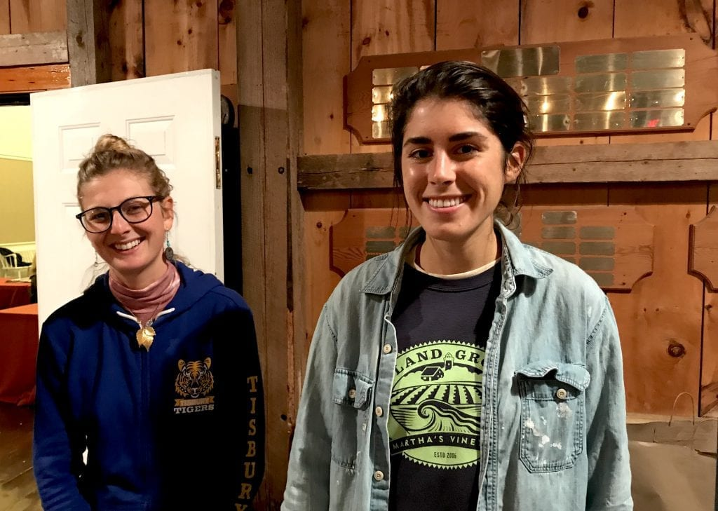 Martha's Vineyard Food & Wine Festival Island Grown School Initiatve