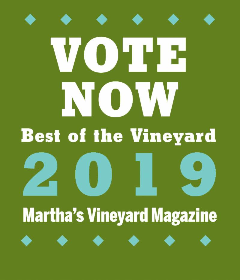 Best of the Vineyard Martha's Vineyard 2019 Best Real Estate Company.