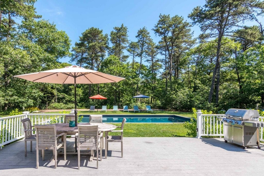 Katama Beach House With Pool - Book Now Before Short Term Vacation Rental Tax On Martha's Vineyard