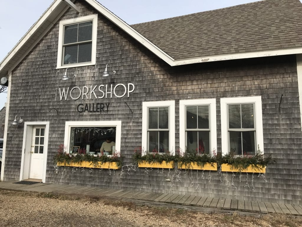Workshop Gallery Vineyard Haven Artwork For Christmas
