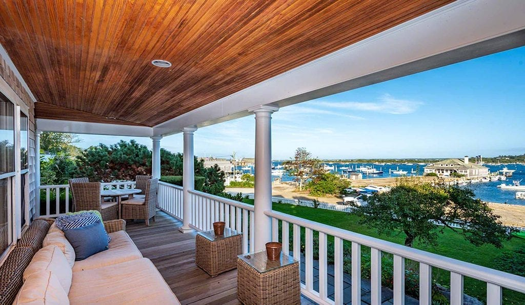 Martha's Vineyard Real Estate 2019 Edgartown Waterfront Home For Sale 71 South Water Street Edgartown MA 02539 - Click For Details