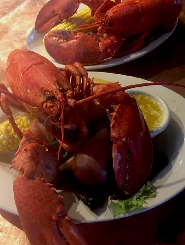 Black Dog Tavern Lobster Night Martha's Vineyard Frugal Foodie