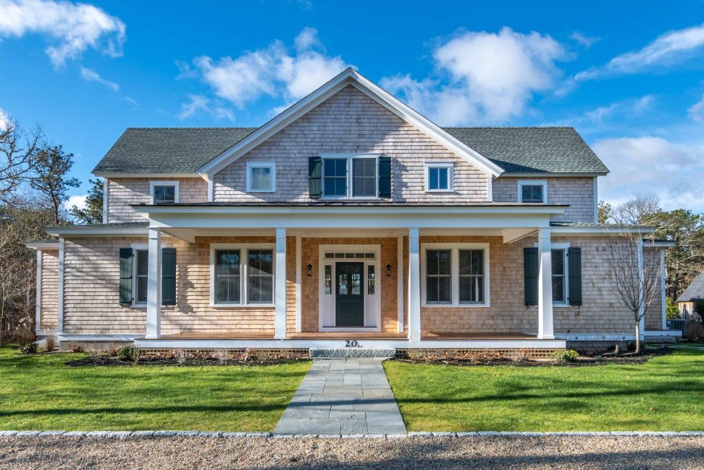 What's Your Home Worth On Martha's Vineyard? How A Real Estate Professional Can Help Guide You Thru The Pricing Process - Homes for sale - New Construction Close to downtown Edgartown Point B Realty