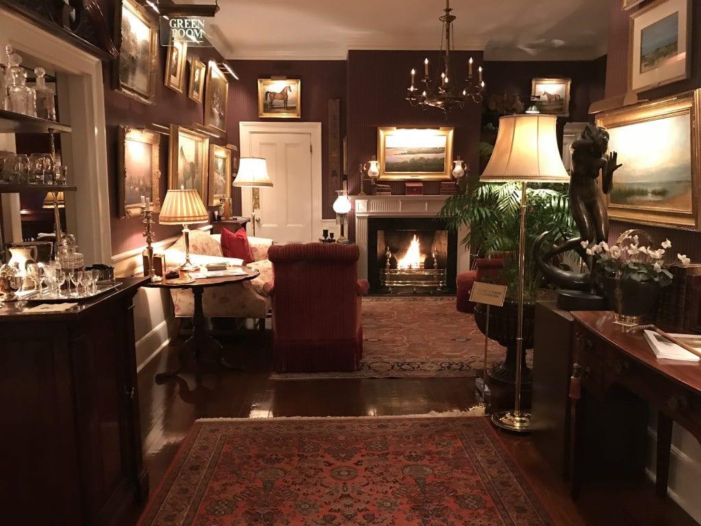 The Terrace at the Charlotte Inn Edgartown Fine Dining Martha's Vineyard