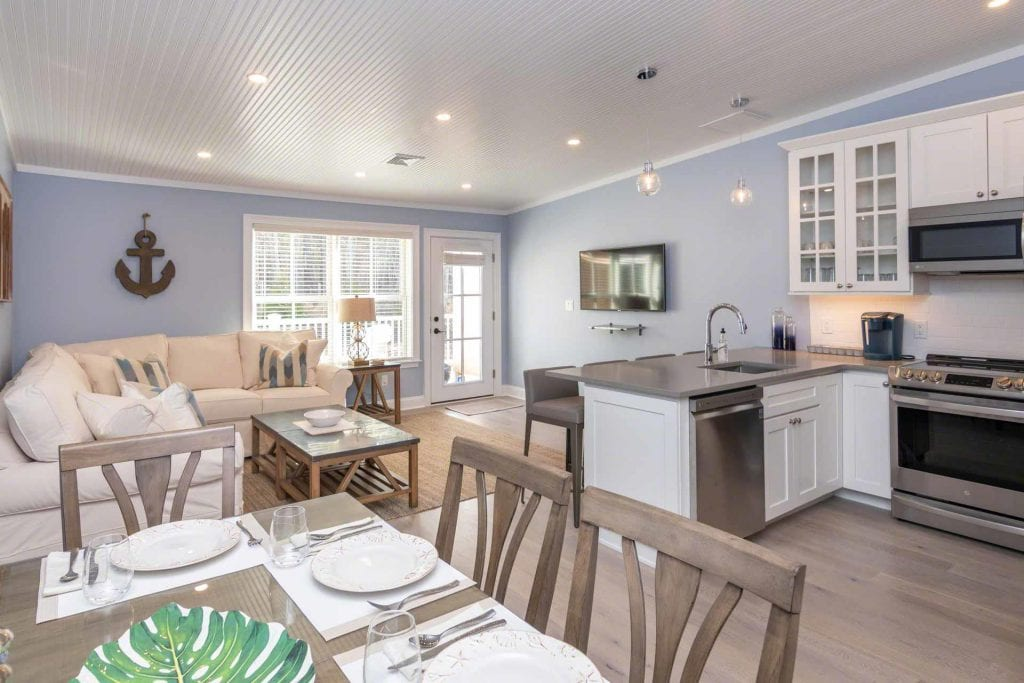Brand New Luxury Condo in Edgartown 5 day Summer Rentals  Point B Realty Exclusive Martha's Vineyard
