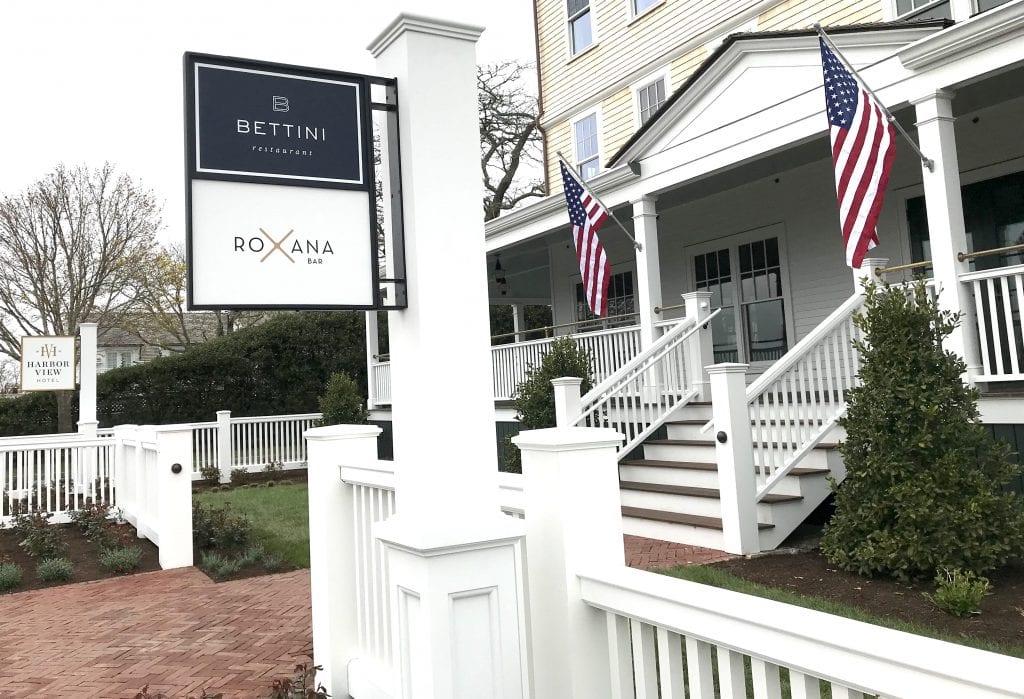 New Roxana Bar At Harbor View Hotel Opens In Edgartownel