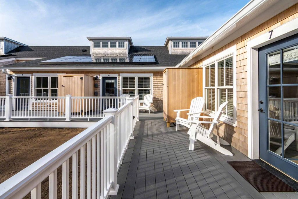 Mariners Landing Edgartown luxury condo Martha's Vineyard Vacation Rental